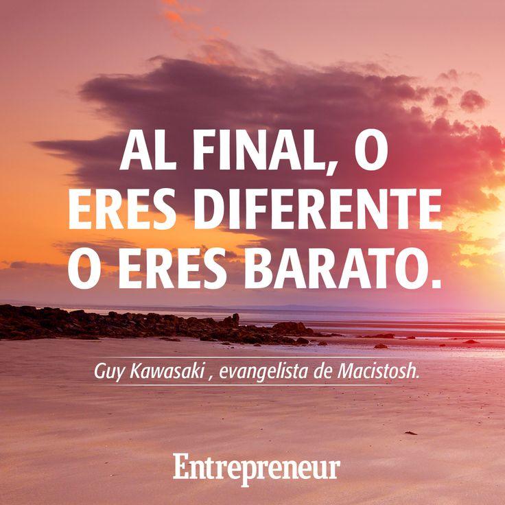 ¡Sé diferente! #frases #inspiración #entrepreneur #emprendedores #work #frasedeldia