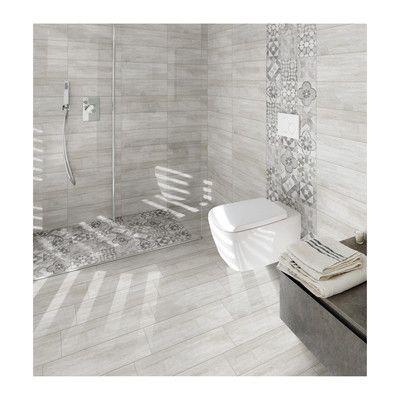 Oltre 25 fantastiche idee su grigio da bagno su pinterest combinazioni di colori da bagno - Piastrelle bagno grigie ...