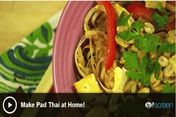In The Pantry: Make Pad Thai at Home