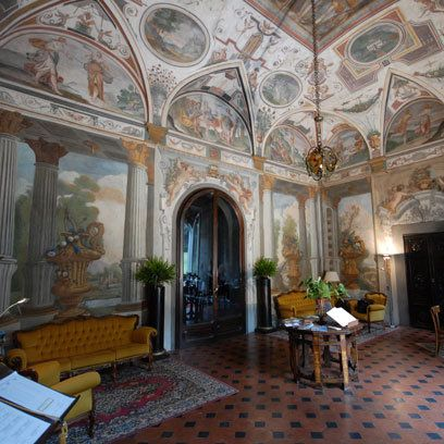 Best Places to Stay in Tuscany - Villa Corliano