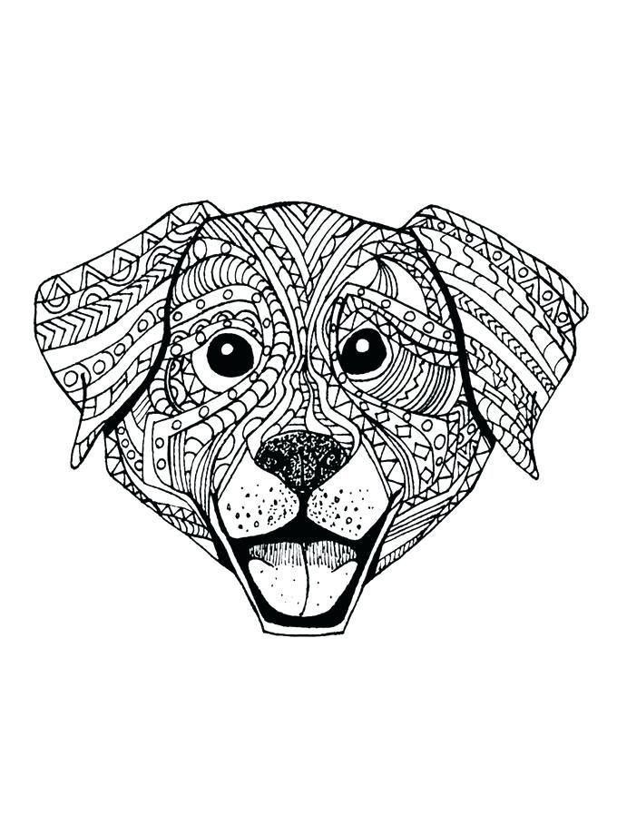Animal Mandala Coloring Pages Best Coloring Pages For Kids Dog Coloring Book Mandala Coloring Pages Animal Coloring Pages