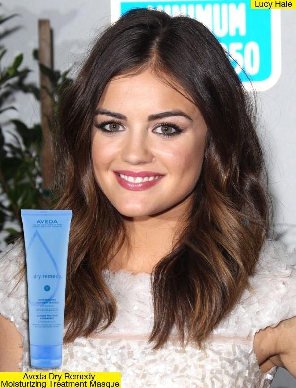 Get Fall-Ready Hair & Makeup Like Lucy Hale: Expert Beauty ...
