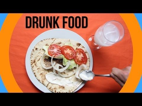 The Most Popular Drunk Foods Around The World