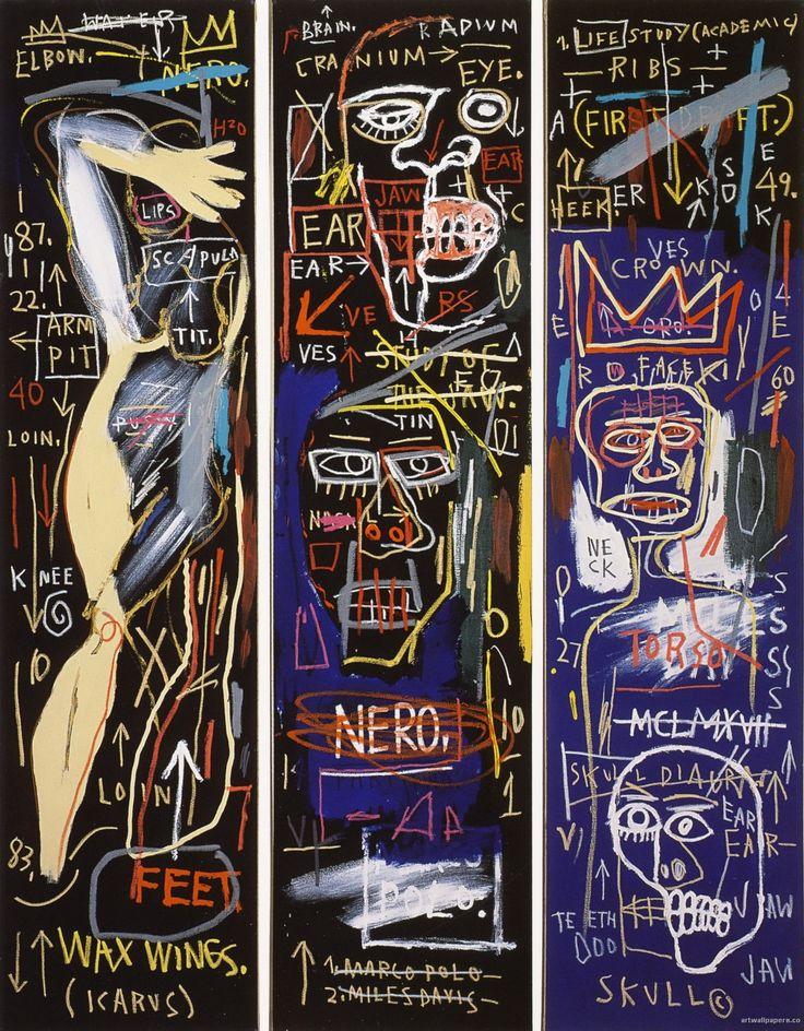jean-michel basquiat artwork | Jean Michel Basquiat Art Gallery 93.jpg
