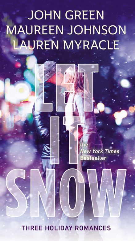 LET IT SNOW -- Thanks to three of today's bestselling teen authors—John Green, Maureen Johnson, and Lauren Myracle—the magic of the holidays shines on these hilarious and charming interconnected tales of love, romance, and breathtaking kisses.