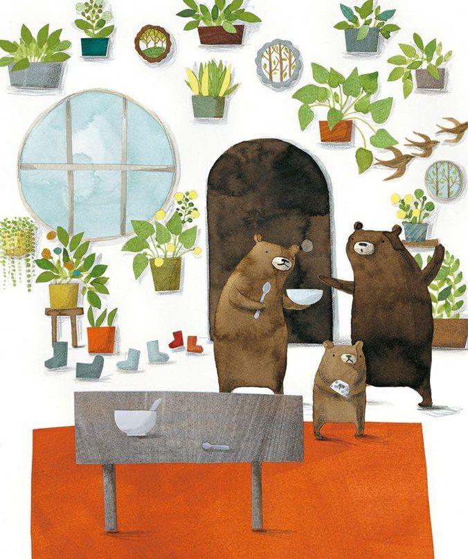 Anna Walker illustration annawalker.com.au♥♥