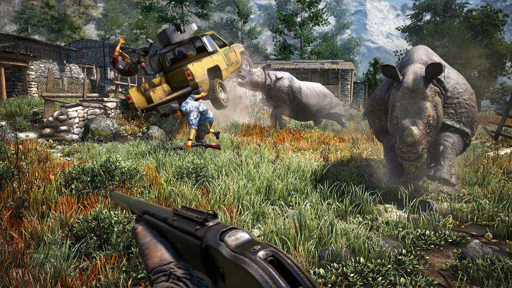 Far Cry 4 Story Trailer   MOUSE n JOYPAD