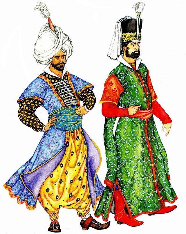 Картинки турецких национальных костюмов
