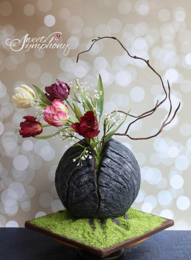 New Beginning - Cake by Sweet Symphony