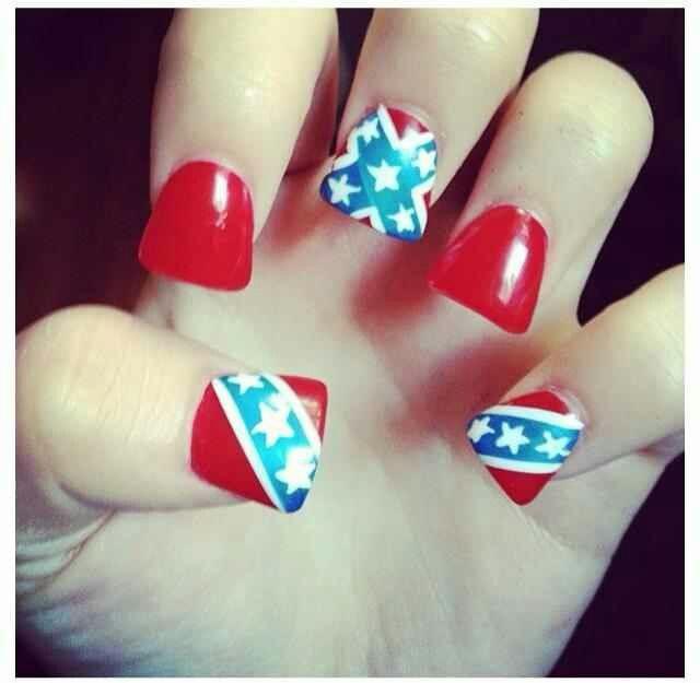 Country Girl Nail Art: Best 25+ Redneck Nails Ideas On Pinterest