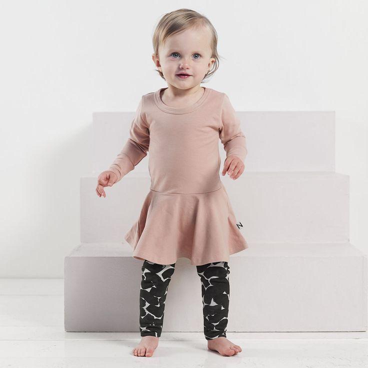 HULMU trikoomekko, roosa | NOSH verkkokauppa | Tutustu nyt lasten syksyn 2017 mallistoon ja sen uuteen PUPU vaatteisiin. Ihastu myös tuttuihin printteihin uusissa lämpimissä sävyissä. Tilaa omat tuotteesi NOSH vaatekutsuilla, edustajalta tai verkosta >> nosh.fi (This collection is available only in Finland)