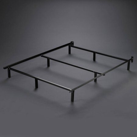 Sleep Revolution Traditional Bed Frame, Black