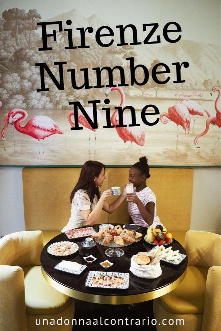 Firenze Number Nine, un albergo di charme perfetto per chi ...
