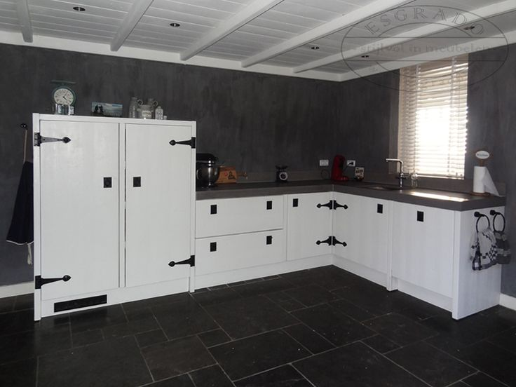 Esgrado Witte keuken