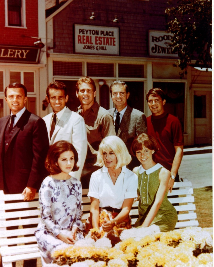 Peyton Place - I remember this was on three nights a week - Long before Dallas !!