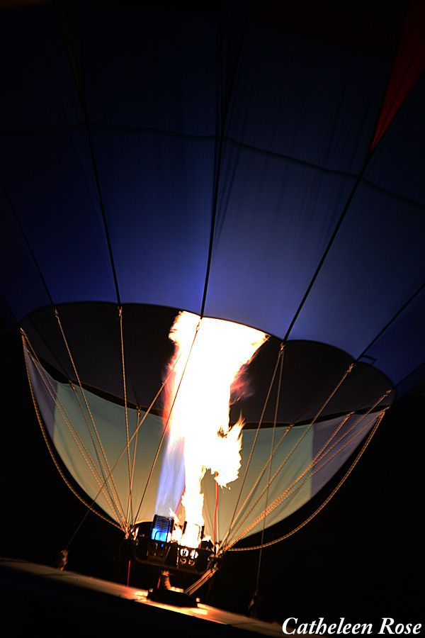 Cool close up picture of a hot air balloon being blown up! ~Captured Moments Photography, Photos by Catheleen Rose~