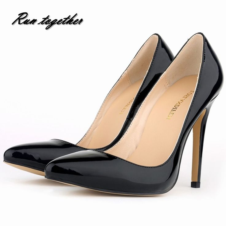 New Free shipping fashion pointed toe high heeles shoes weeding party shoes solid women's pumps size 35-42 Heel height 11cm