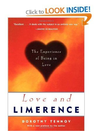 Love and Limerence: Amazon.co.uk: Dorothy Tennov: Books