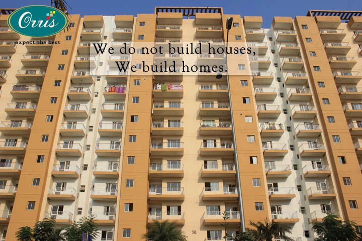 Book a 2 Bhk, 3 Bhk & 4 Bhk #apartments in #orris #carnationresidency in Gurgaon