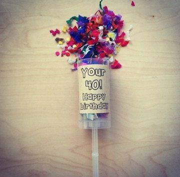 20 personalised age happy birthday confetti by HandmadeWithLove001