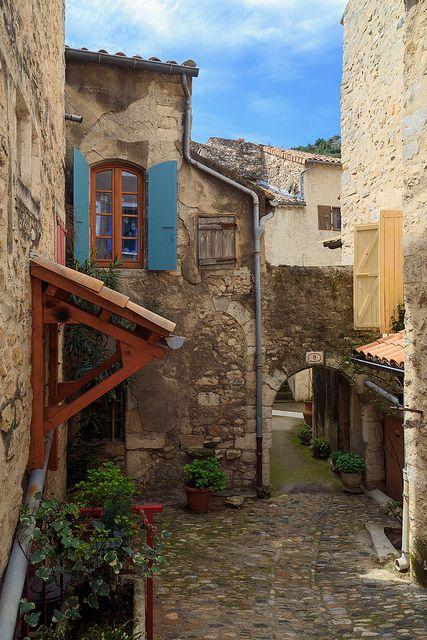 Viviers, Rhone-Alpes, France