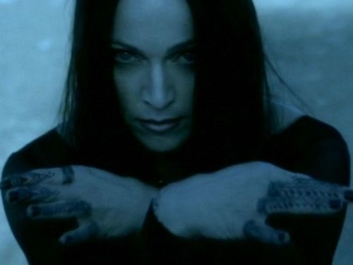 MADONNA, Frozen, Producer - William Orbit, Single from the album Ray of Light, 1998