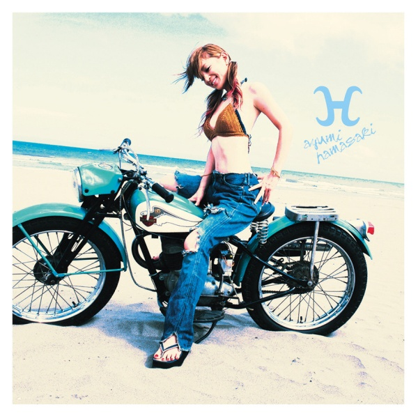 [27th single] H - July 24, 2002 (Limited Edition white disc)