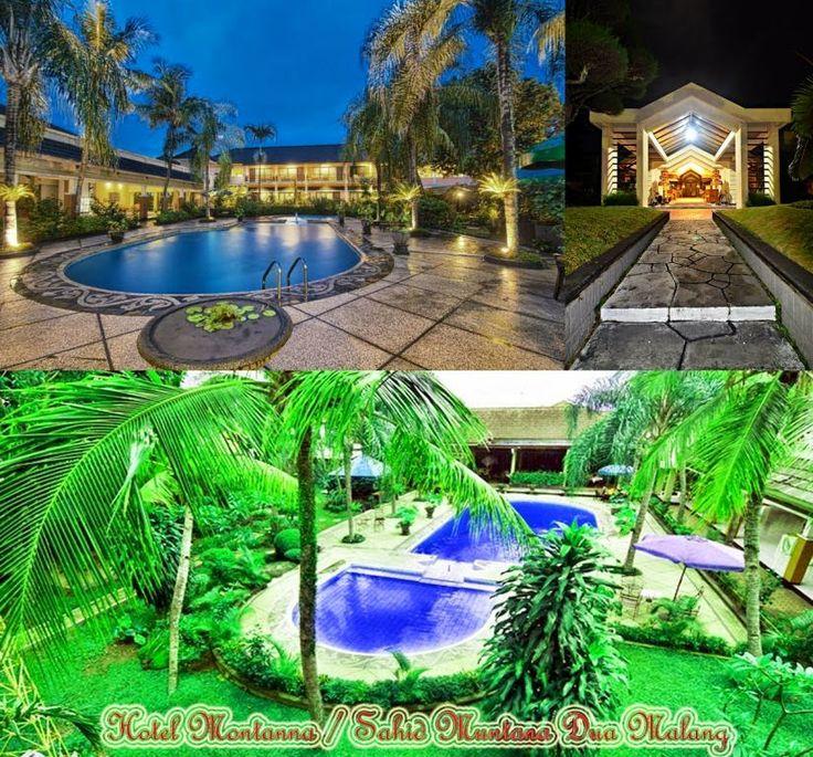Montana Hotels or Sahid Montana Dua Hotels in Malang, East Java