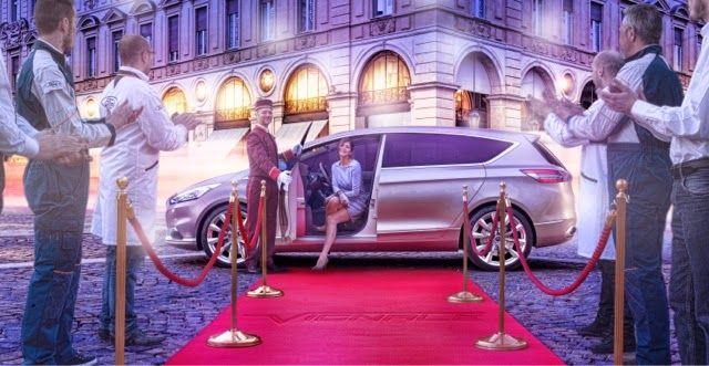 Autoliveris: Η Ford Παρουσιάζει στο Μιλάνο την Αποκλειστική Vig...