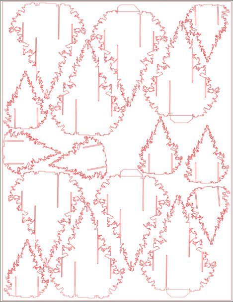 2012 Christmas Card Pattern & Tutorial: 2012 Christmas Card Pattern & Tutorial
