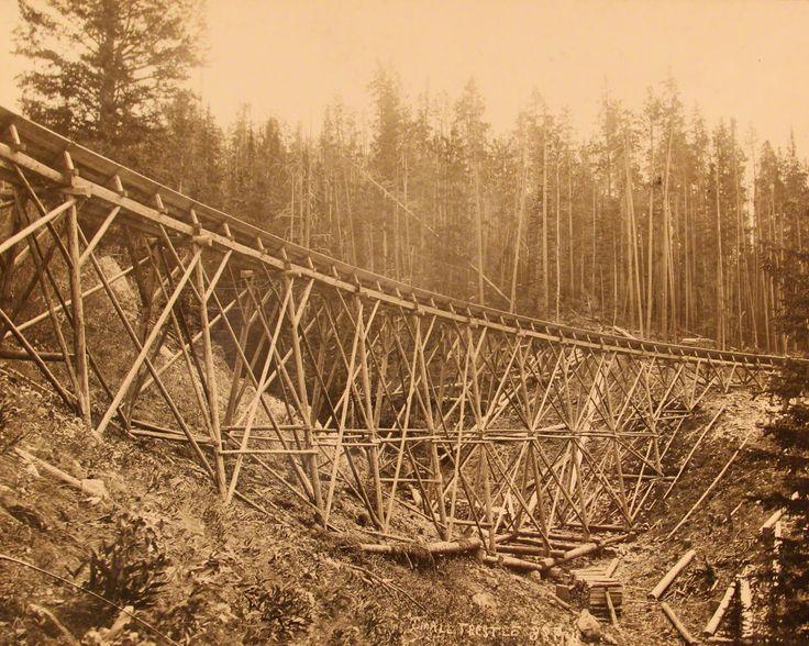 log flume oregon | ... Engineering, Resources, and Management | Oregon State University