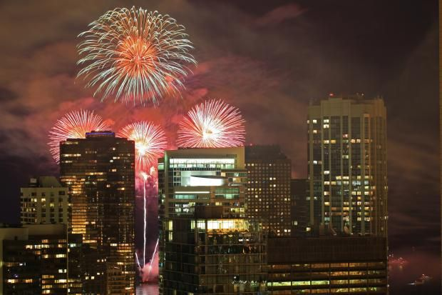 Fourth of July 2015 in Chicago: Fireworks, Parades and More in the 'Hoods - The Loop - DNAinfo.com Chicago