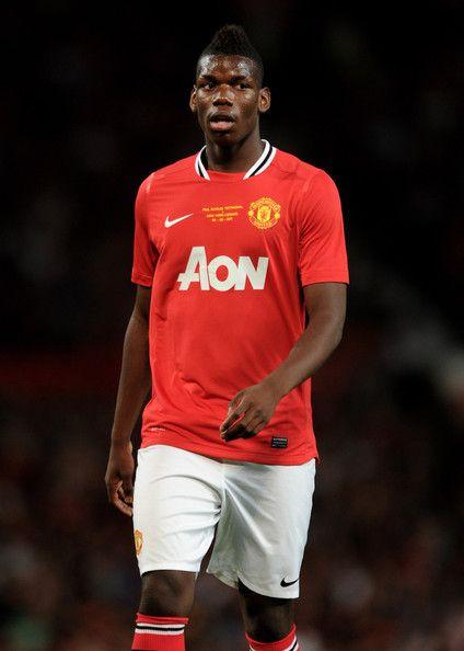 Paul Pogba: France.