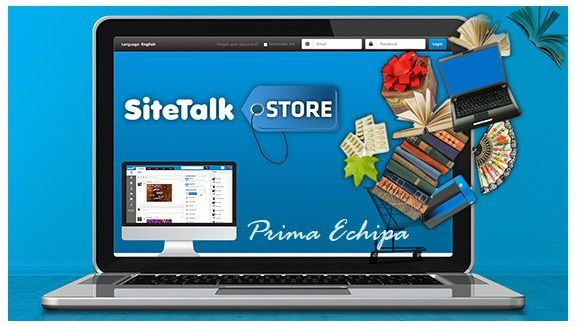 "SITETALK STORE We are extremely excited to inform you of a completely new service/offer that will be pre-launched end of September with the official launch in October and that is the new SITETALK STORE. Any Merchant, Store owner or company offering services etc. that wish to have an ""online presence"" within a Social Network Platform will be able to do so in the SITETALK STORE."