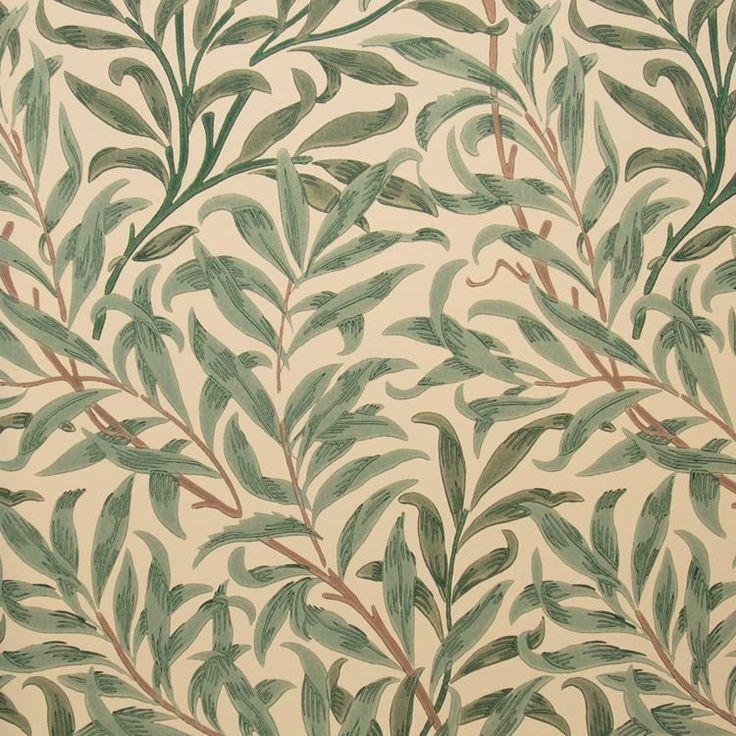 William Morris Willow Bough Tapet