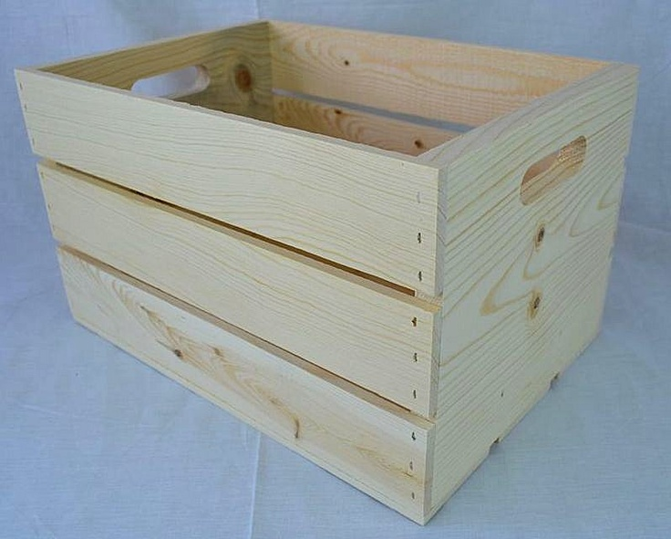 All sorts of wood crates for sale