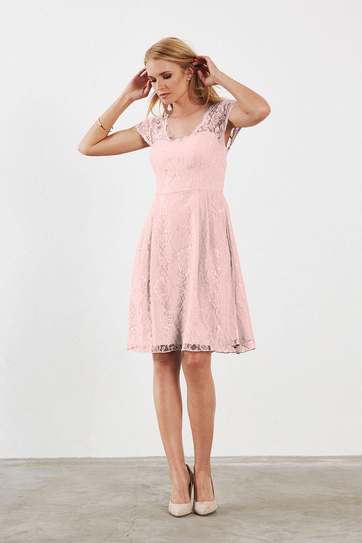 135 best Pink dresses light images on Pinterest | Vestidos de color ...