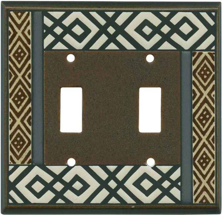 13 best hardware images on pinterest ceramic light light switch plates and light switches. Black Bedroom Furniture Sets. Home Design Ideas