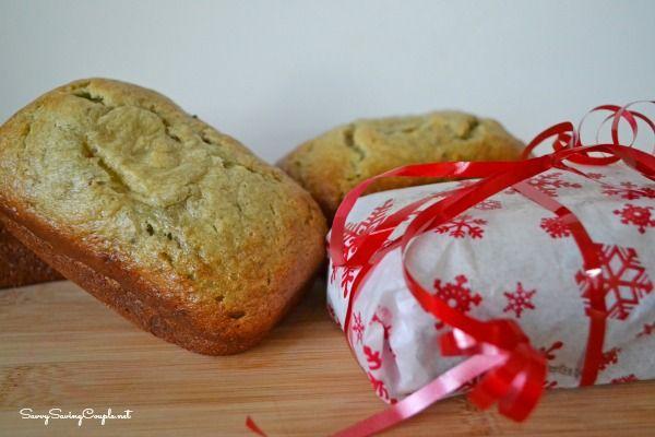 Good Cook Sweet Creations Banana Nut Bread Mini Loaves & #Giveaway!
