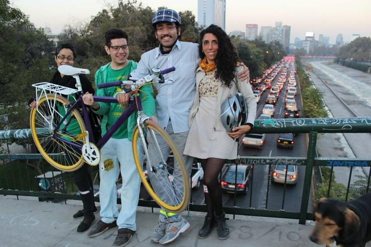 Día de la Bicicleta 2013 BICIDESAYUNO