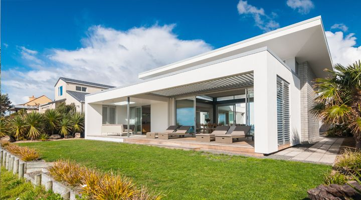 Mt Maunganui New Beach House -Rogan Nash Architects Ltd