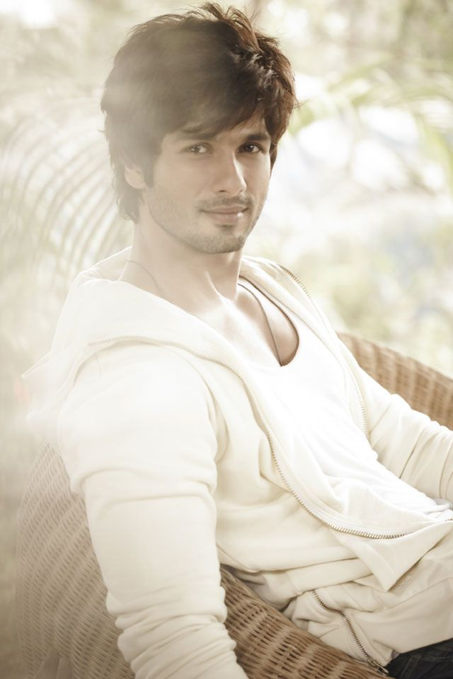 Shahid Kapoor || Bollywood actor. // He totally wins for best looking Bollywood actor in my book