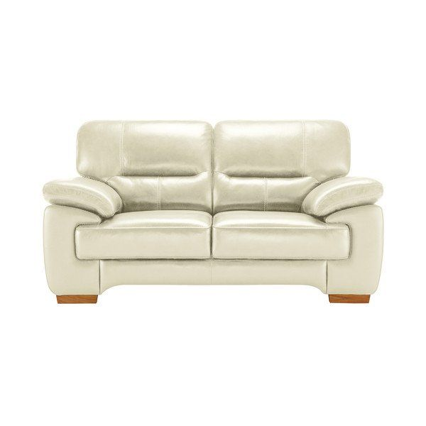 Clayton 2 Seater Sofa in Cream Leather in 2019 | Cream ...