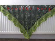 shawl / szal / chusta / druty / knitting / Druciki Dory