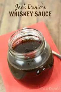 Jack Daniels Glaze - It Is a Keeper