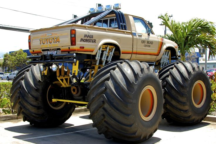#Toyota #Trucks