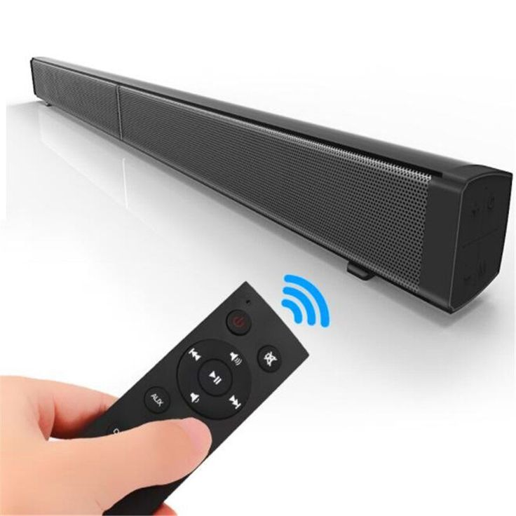 40W Home Cinema Audio System Soundbar For TV Music Column With Bluetooth Wall Mo… 40W Home Cinema Audio System Soundbar For TV Music Column With Bluetooth Wall Mount Center Speaker Active Sound Box Optical  Sound box