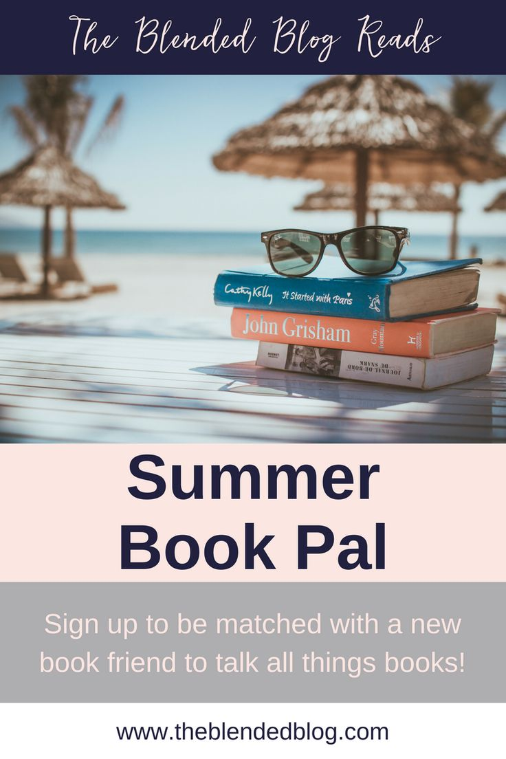 The Blended Blog Book Club June Announcement - The Blended Blog