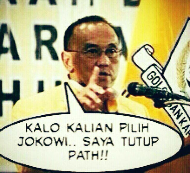 Pilih Jokowi... Path di tutup