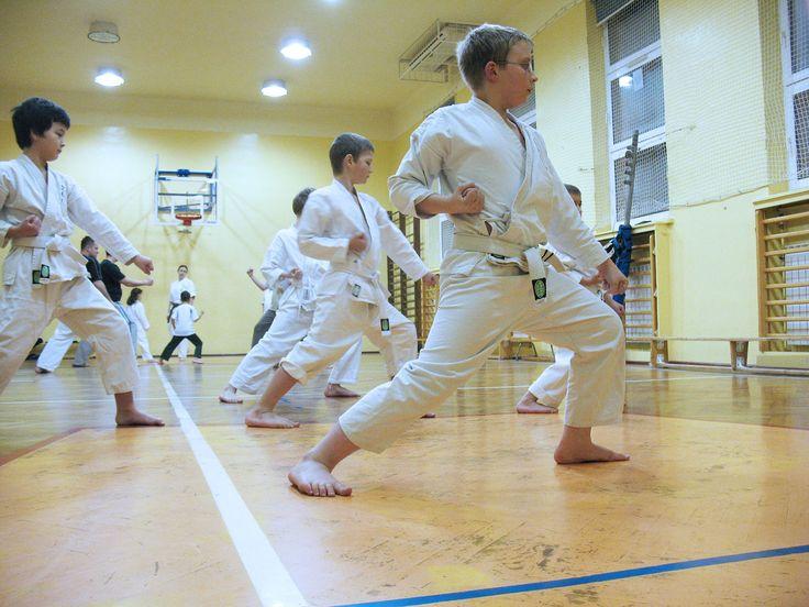 10 lat UKS Karate-dō w Warszawie. Wspominamy